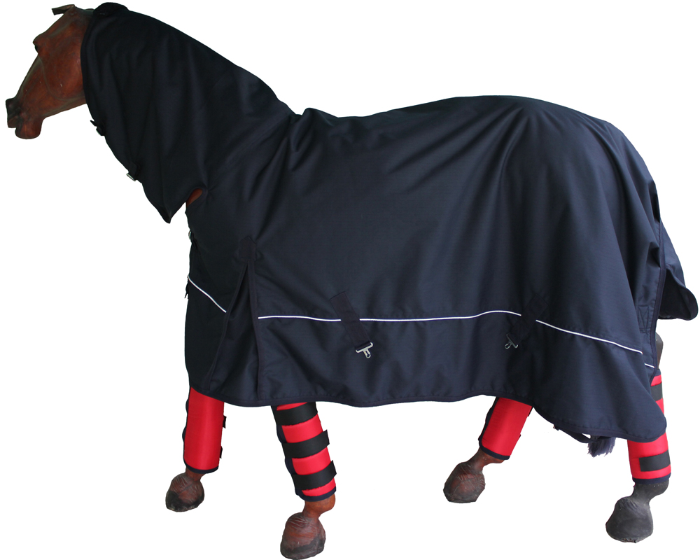 GNG-C1013 – Turnout Combo Rug Navy (Light Weight)